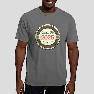 Vintage Class of 2026 Sc Mens Comfort Colors Shirt