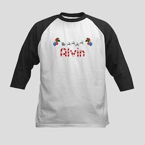 Alvin, Christmas Kids Baseball Jersey