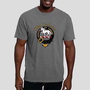 black crest Mens Comfort Colors Shirt