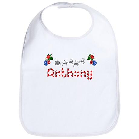 Anthony, Christmas Bib