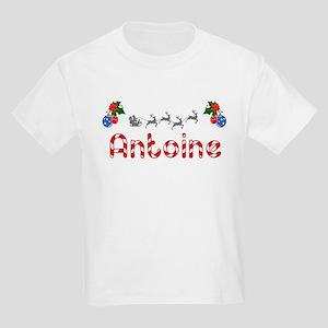 Antoine, Christmas Kids Light T-Shirt