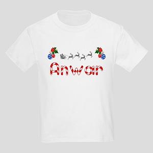 Anwar, Christmas Kids Light T-Shirt
