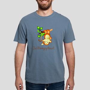 2-JustMonkeyingAround.pn Mens Comfort Colors Shirt