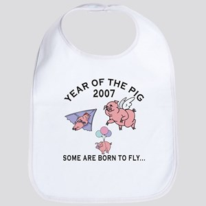 Some Are Born To Fly Bib