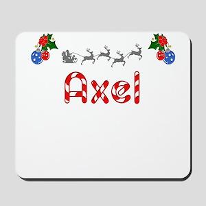 Axel, Christmas Mousepad