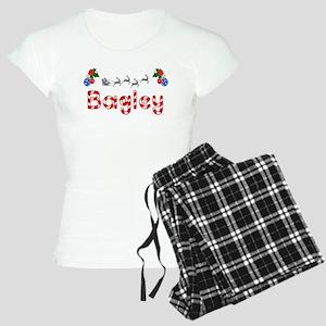 Bagley, Christmas Women's Light Pajamas