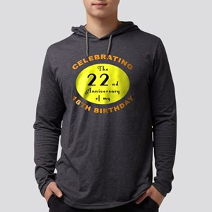 anniversay 40 Mens Hooded Shirt