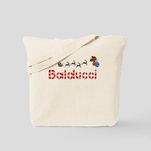 Balducci, Christmas Tote Bag