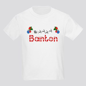 Banton, Christmas Kids Light T-Shirt