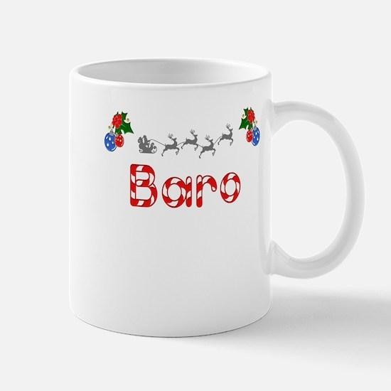 Baro, Christmas Mug