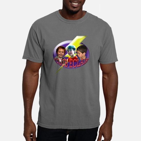 CLUBECLAIR.png Mens Comfort Colors Shirt