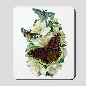 Velvet Bouquet Mousepad