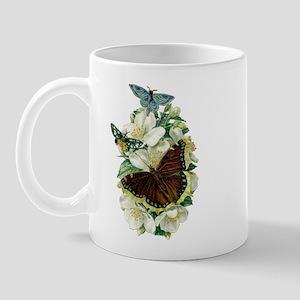 Velvet Bouquet Right-handed Mug