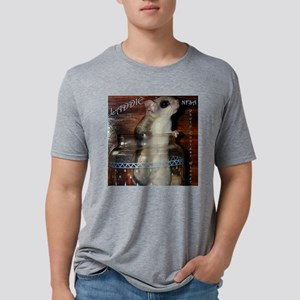 laddietile Mens Tri-blend T-Shirt