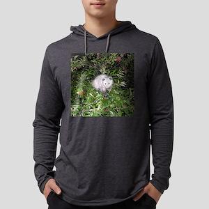 PossChCLK8.5x8.5 Mens Hooded Shirt