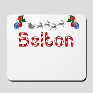 Belton, Christmas Mousepad