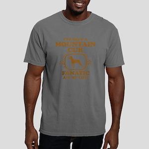 3-Mountain-Cur Mens Comfort Colors Shirt