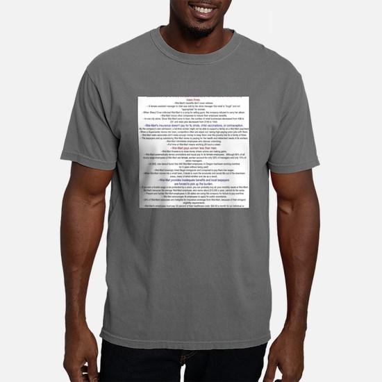 Walmartfacts.jpg Mens Comfort Colors Shirt