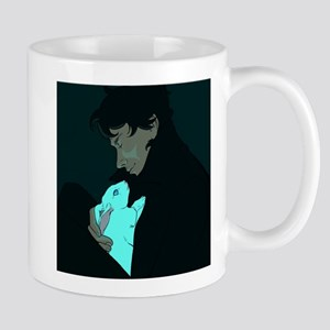 Sherlock and Bluebell Mug