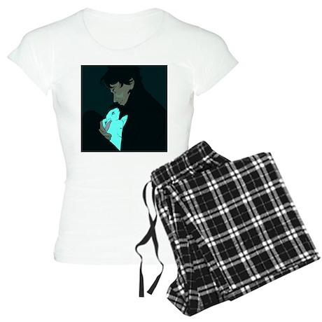 Sherlock and Bluebell Women's Light Pajamas