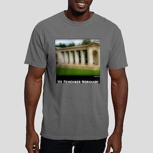 we remember normandy1-11 Mens Comfort Colors Shirt