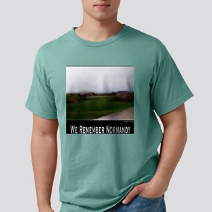we remember normandy2-11 Mens Comfort Colors Shirt