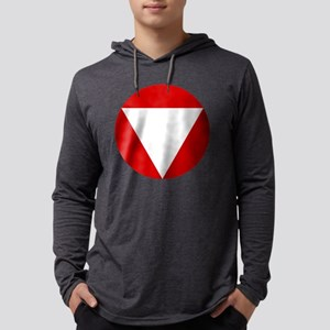 Austria Mens Hooded Shirt