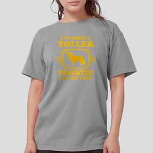 4-Nova-Scotia-Duck-Tol Womens Comfort Colors Shirt