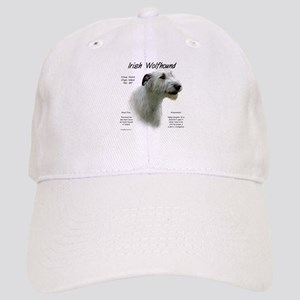 Irish Wolfhound (white) Cap