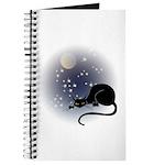 Nocturnal Black Cat II Journal