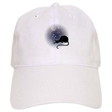 Nocturnal Black Cat II Cap
