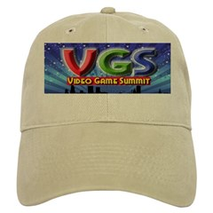 Video Game Summit Baseball Cap