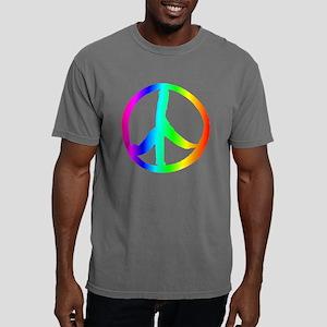 peace-sign Mens Comfort Colors Shirt