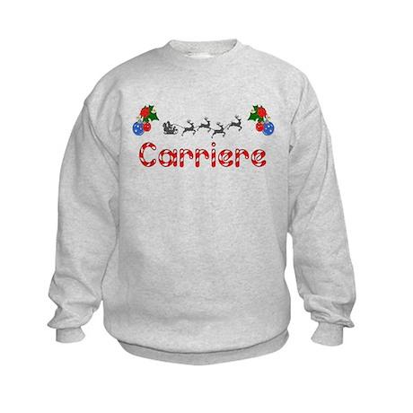 Carriere, Christmas Kids Sweatshirt