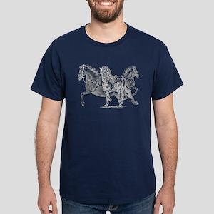 High School Dance Dark T-Shirt