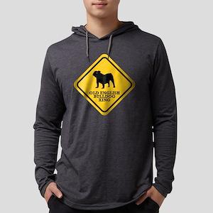 15-Old-English-Bulldog Mens Hooded Shirt