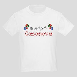 Casanova, Christmas Kids Light T-Shirt