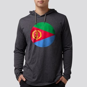 Eritrea Mens Hooded Shirt