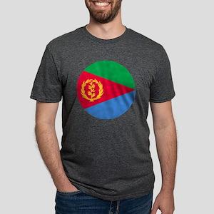 Eritrea Mens Tri-blend T-Shirt