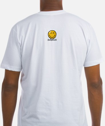 Back of the Net Smiley Shirt