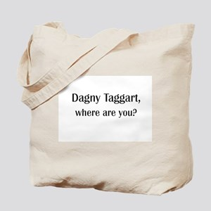 Where's Dagny Tote Bag