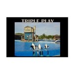 Tripple Play 11x17 Poster Print