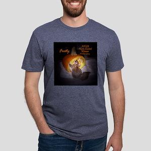 FrostyTile1 Mens Tri-blend T-Shirt