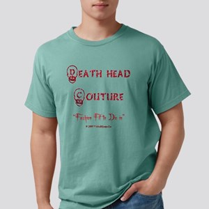 DeathHeadCouture3 Mens Comfort Colors Shirt