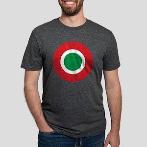 Italy Mens Tri-blend T-Shirt