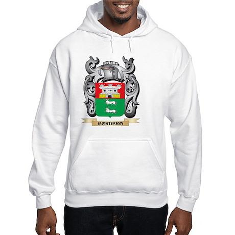Cordero Family Crest - Cordero Coat of Sweatshirt