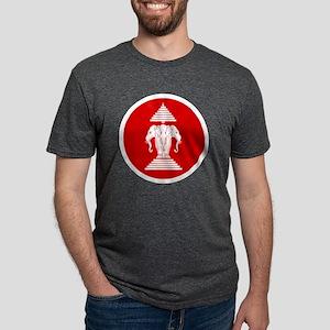 Laos 2 Mens Tri-blend T-Shirt