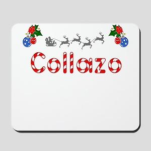 Collazo, Christmas Mousepad