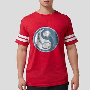 banjo-yang-blu-T Mens Football Shirt