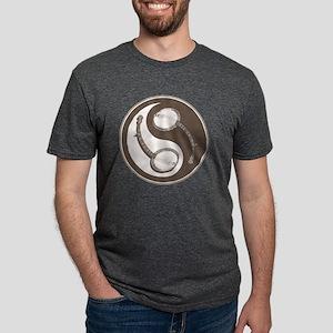 banjo-yang-brn-T Mens Tri-blend T-Shirt